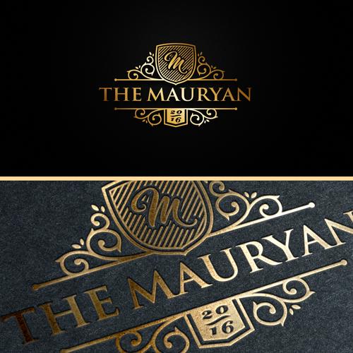 Luxury style logo