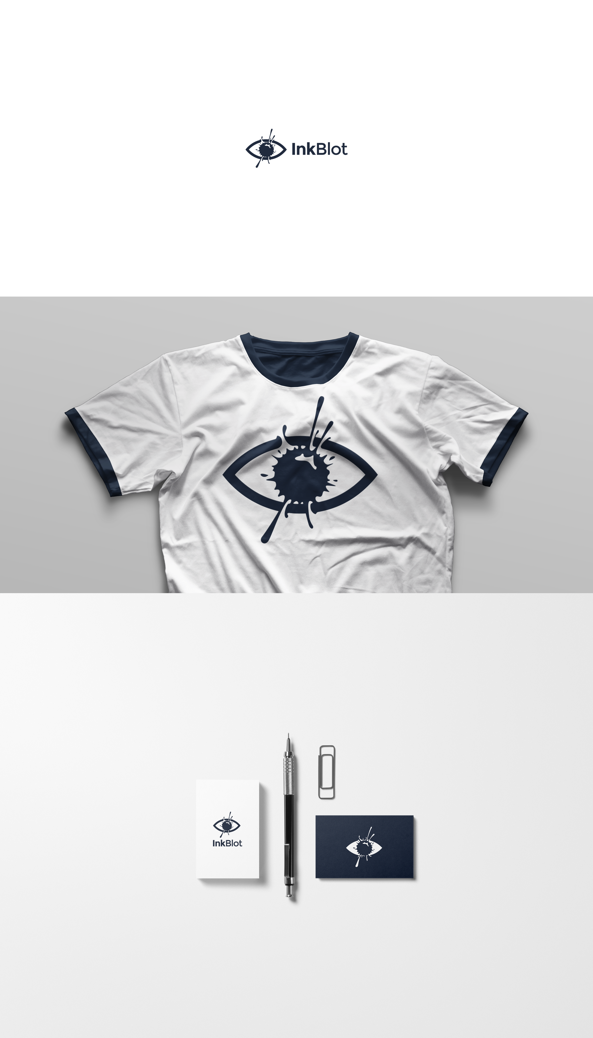 Logo, Branding and Site UX Design for Apparel Marketplace