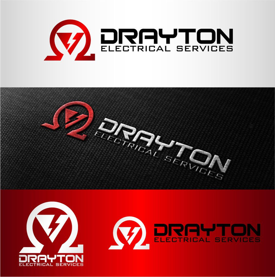 Help Drayton Electrical Services with a new logo