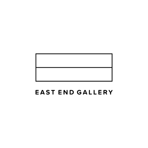Logo for a new art gallery