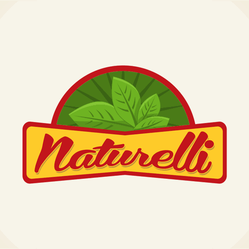 Naturelli Food will be known all over the world. Be the creator of this brand.