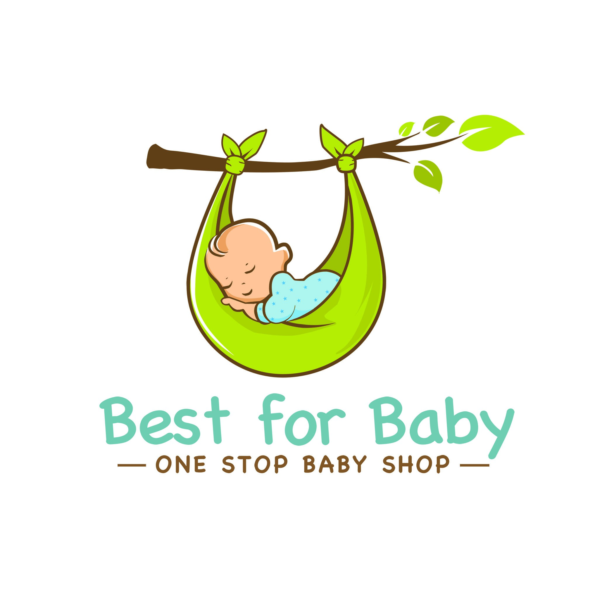 Best for Baby needs a super sweet logo