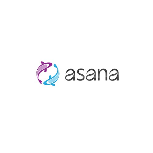Create the next logo for Asana