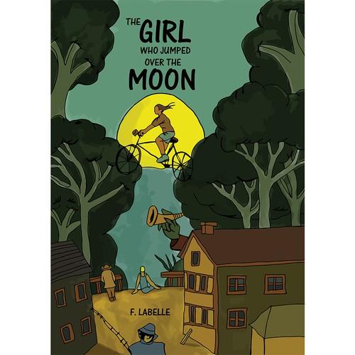 Design for Fantasy Book Cover