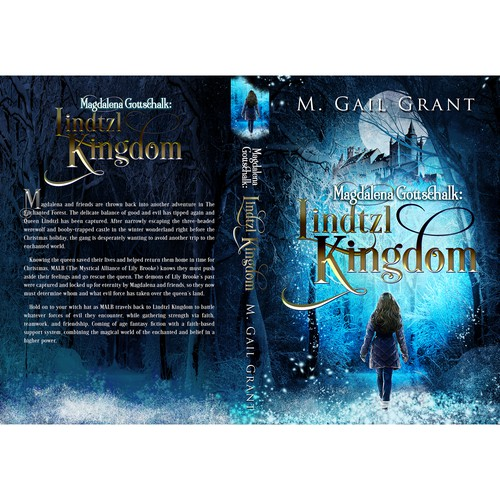 3rd Book in Juvenile Epic Fantasy Fiction Series
