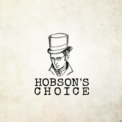 Logo design for Hobson`s choice