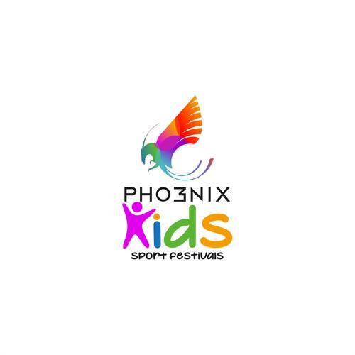 Pho3nix Kids Logo