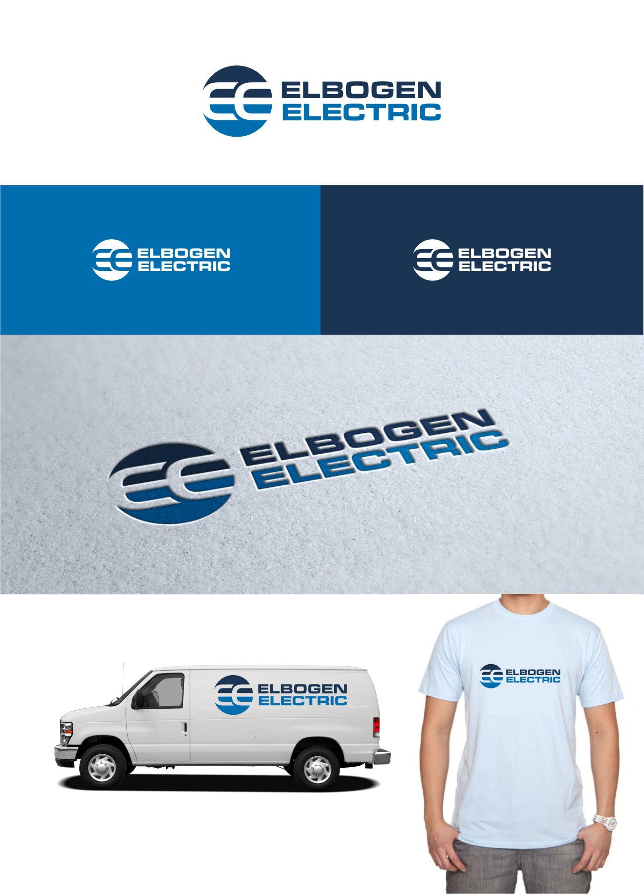 Logo for Elbogen Electric