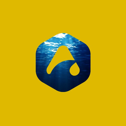 Logo design for Adreno Ocean Outfitters