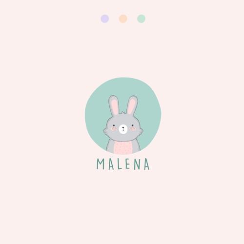 Cute Innocent Bunny