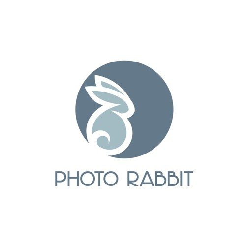 Photo rabbit Logo