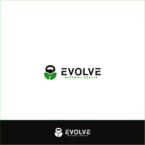 Logo for Evolve Natural Health