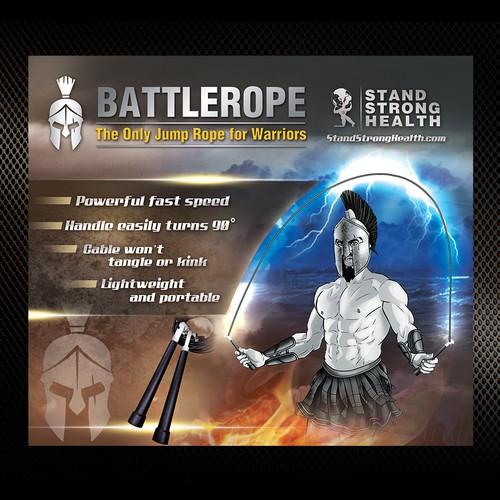 Design for BattleRope