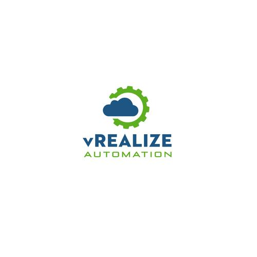 vRealize Automation logo design
