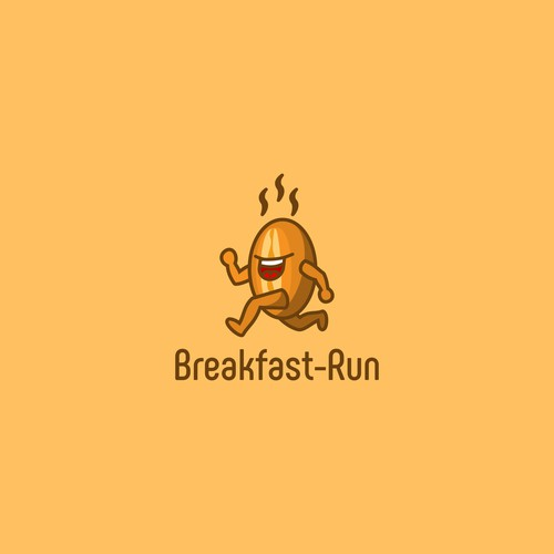 Logo for Breakfast-Run