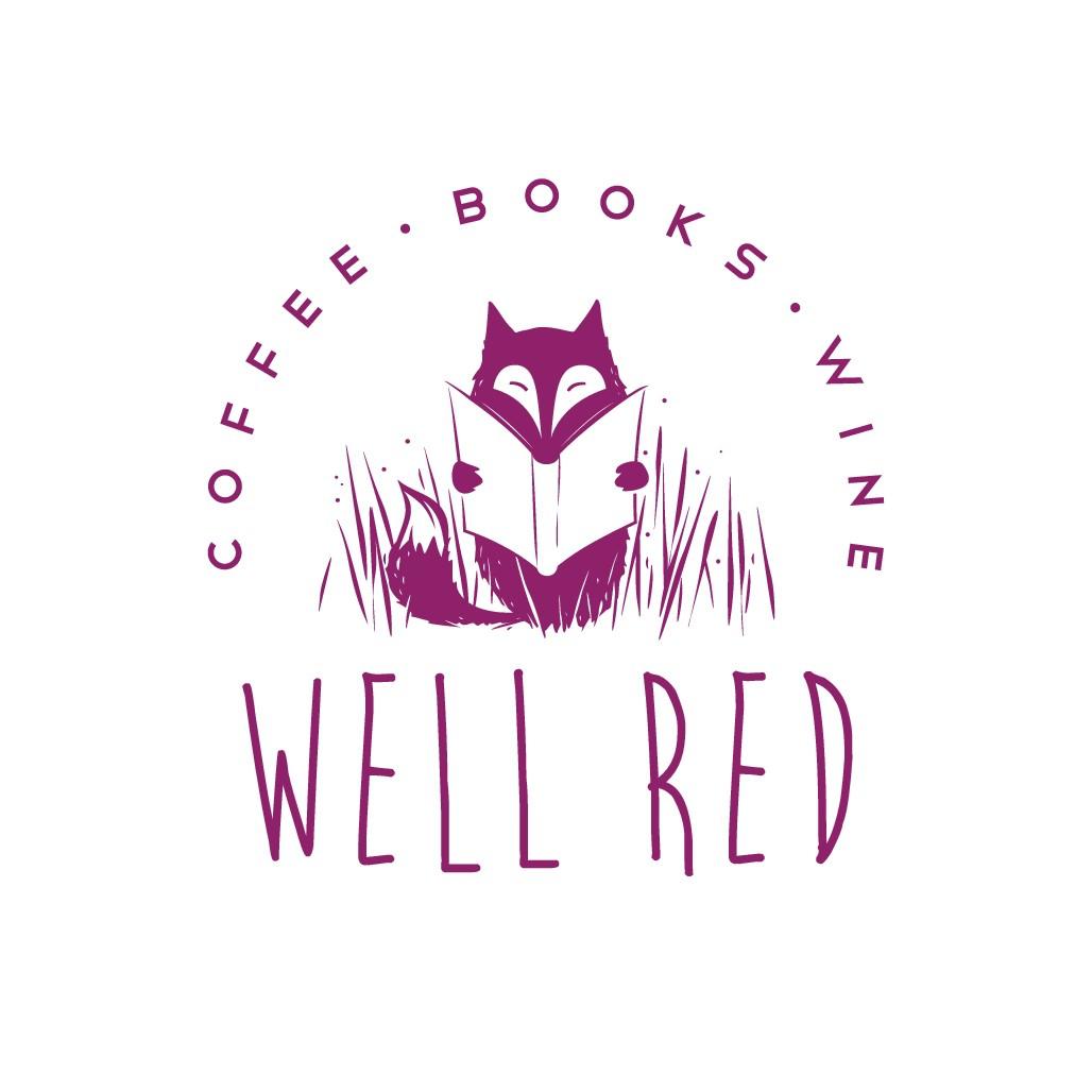 Design a new logo for coffee shop/bookstore/wine bar