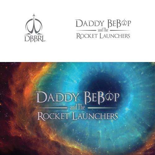 Daddy BeBop Band Logo