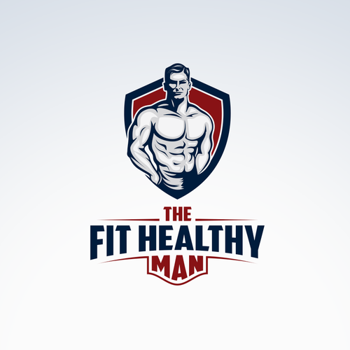 Fit healthy man