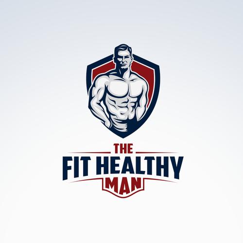 Fit healthy man