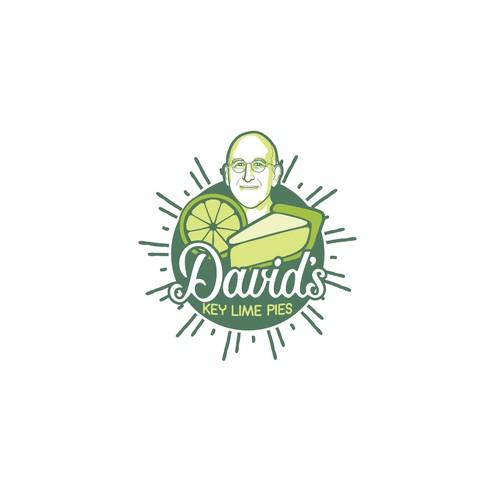 David's logo design concept