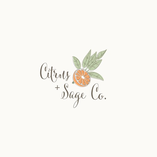 Citrus and Sage logo