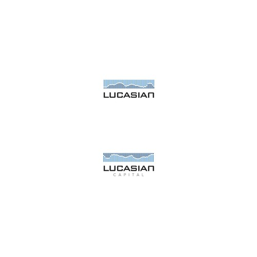 Logo design for Lucasian