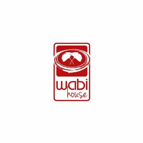 Bold logo for Japanese supermarket