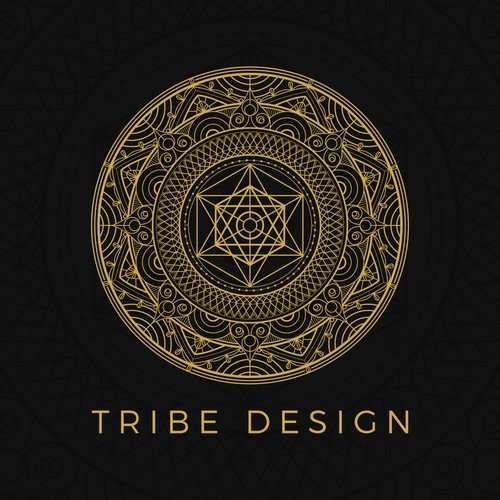 Create a Mystical & Timeless Logo for International Tribe Design