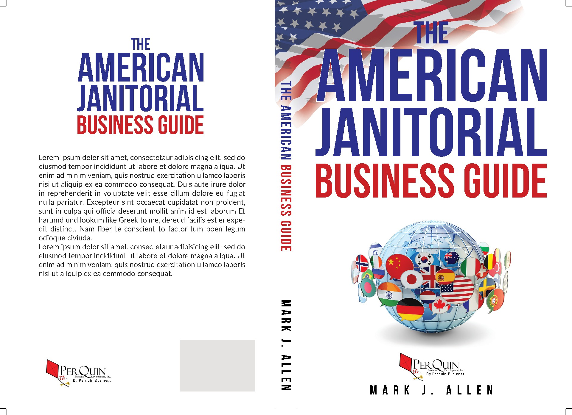 """THE"" American Business Guide...for the international market"