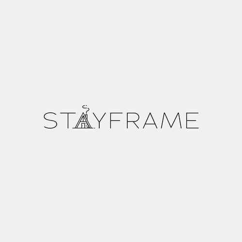 StayFrame Logo