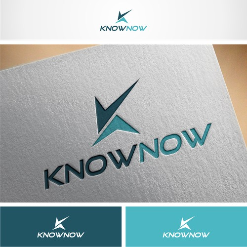 Lettermark K logo for knownow