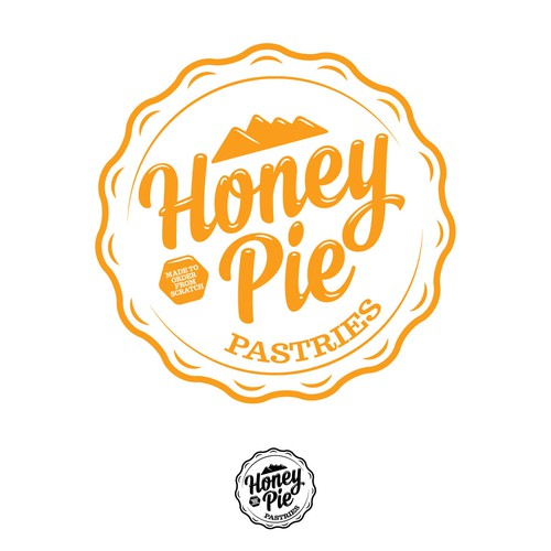 Honey Pie Pastries