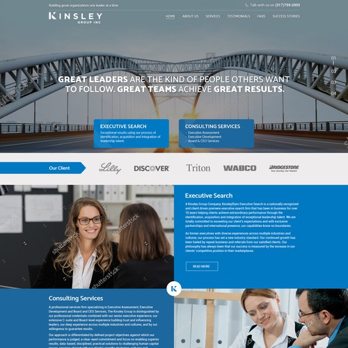 Kinsley Group Executive Consulting Services