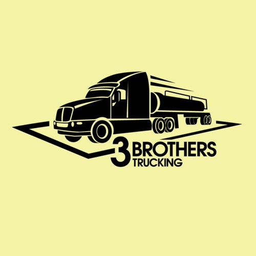 Logo for 3 BROTHERS TRUCKING