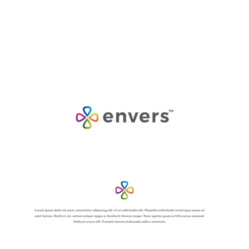 Logo design for Envers