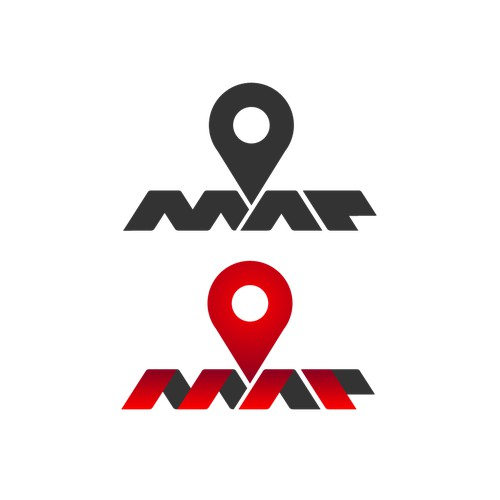 Map Logo by Skn DESIGN
