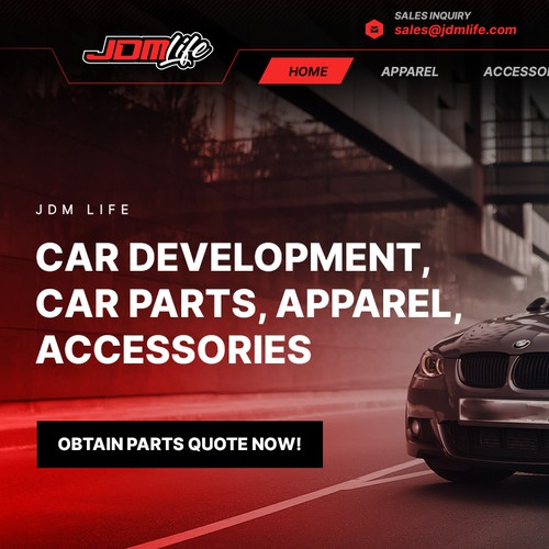 Car Parts, Apparel, Accessories