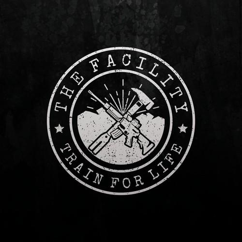 Logo for Military Training facility