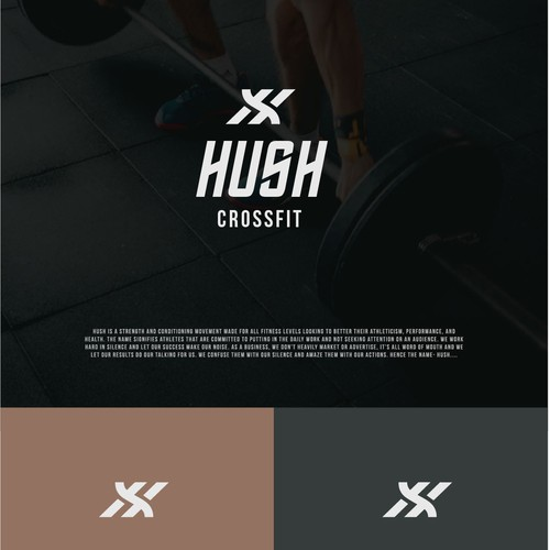 HUSH | PERFORMANCE & NUTRITION CROSSFIT HUSH HUSH PERFORMANCE TRAINING
