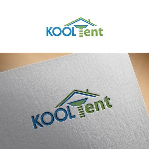 Winning Logo entry for KOOLTent