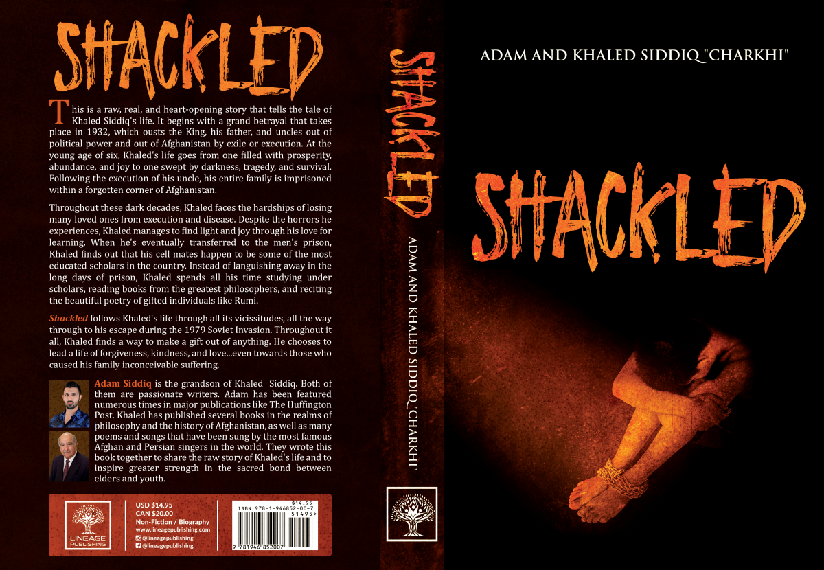 Cover for amazing book