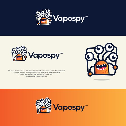 logo design for Vapospy