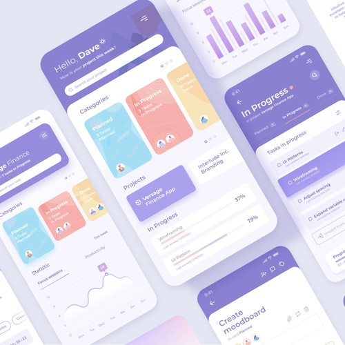 Neuecal App | Project & Task Management Tool