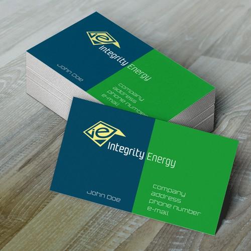 Integrity Energy seeks your catchy yet simple renewable energy logo design!