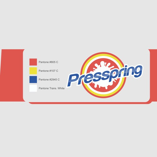 Presspring needs a new logo