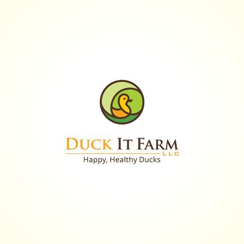Niche farm logo