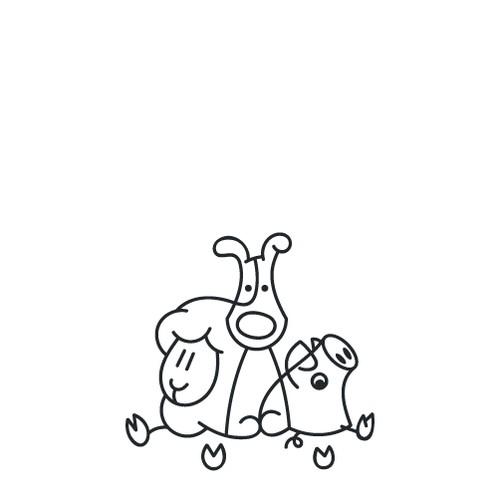 Barnfix logo—for rehoming pets, livestock