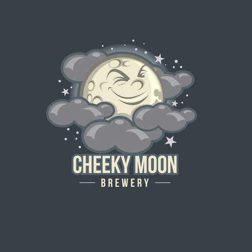 Cheeky Moon Brewery logo