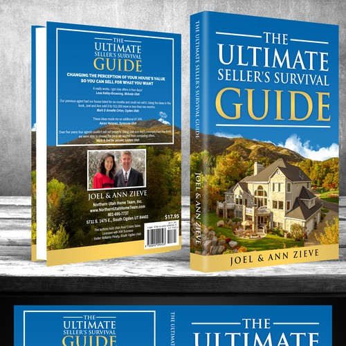 Design a Cover for a Best Selling Real Estate Book!