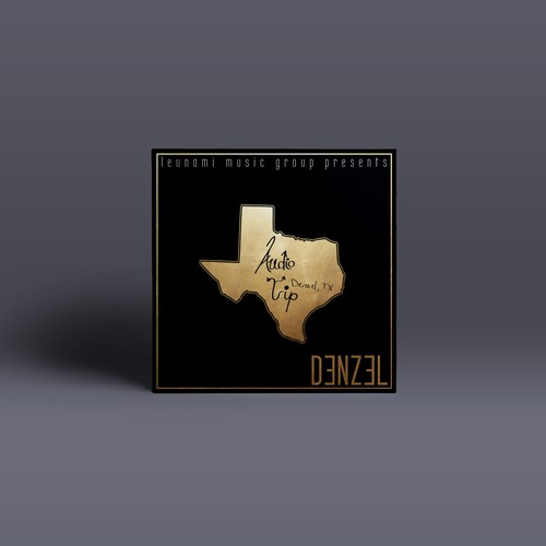 DenzelTX Mixtape Cover Art